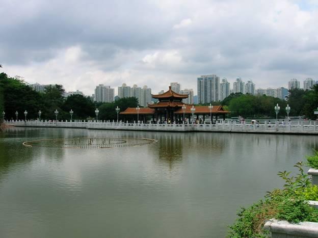 Шэньчжэнь — город дизайна
