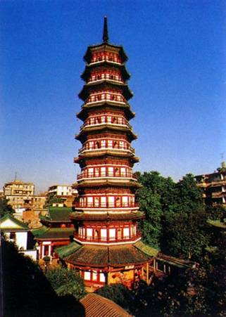 Гуанчжоу — город цветов