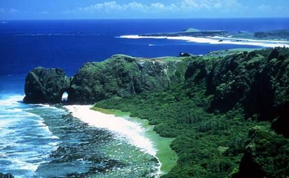 Остров Тайвань