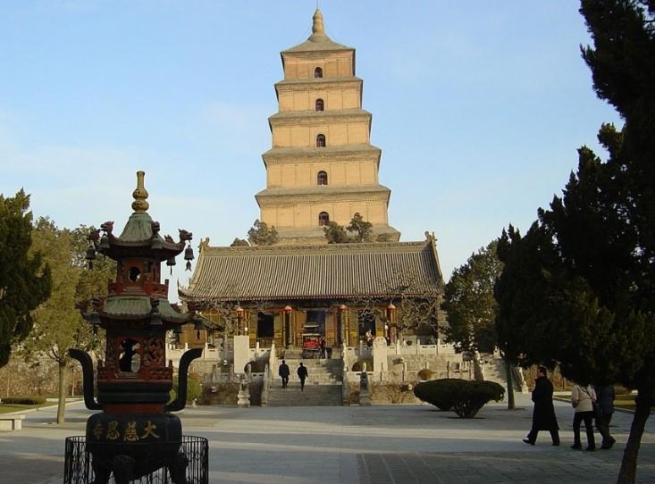 Сиань — город истории 3000 лет