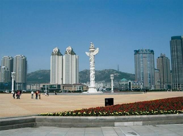 Далянь — город здорового отдыха в Китае