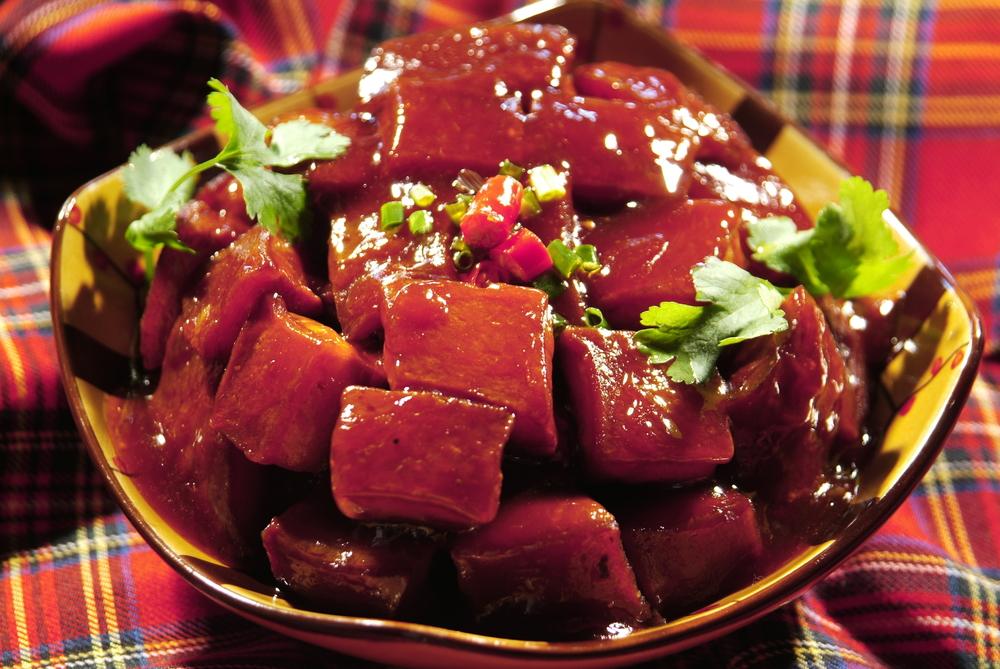 Шаньдунская китайская кухня