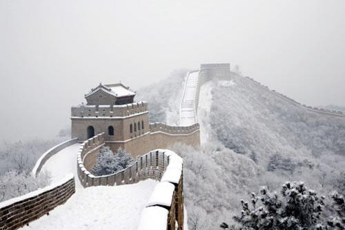 Лучшим время года для посещения Китая