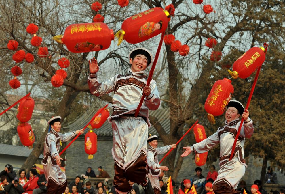 Топ-4 мероприятия в Китае на новогодние праздники