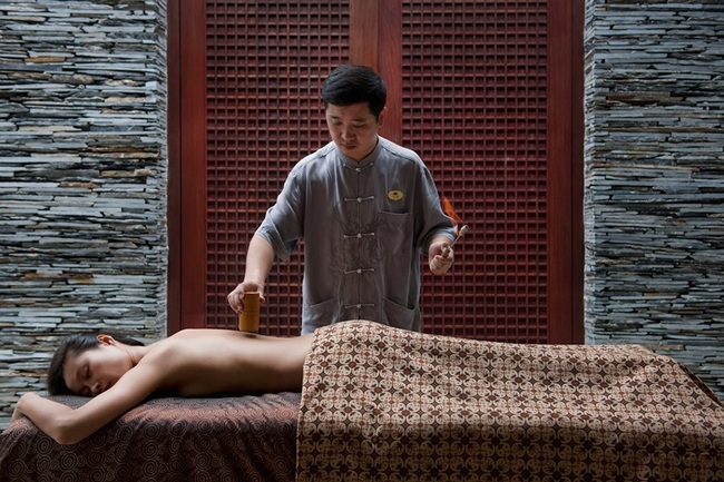 SPA-процедуры в Китае