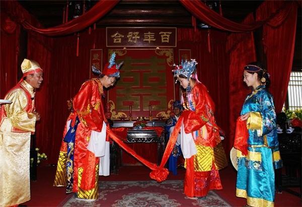 Обычаи и традиции Китая