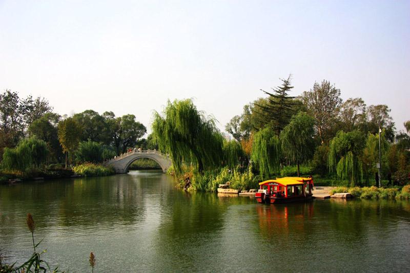 Парк Озера Дамин