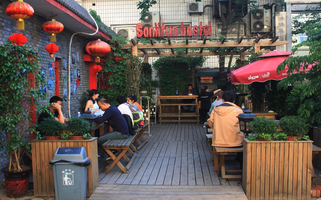 Топ-5 хостелов в Пекине