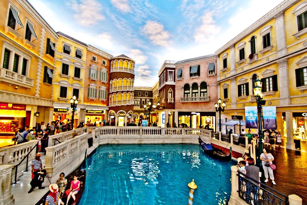 5 причин влюбиться в Макао