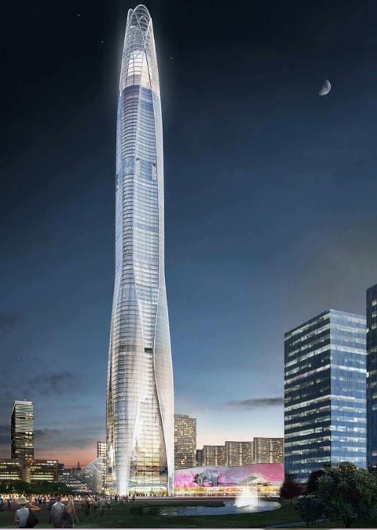 Пять зданий, которые появятся в Китае в ближайшее время