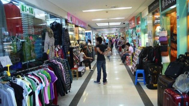 Рынки Шанхая