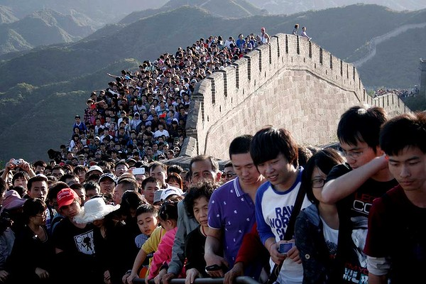 Советы для тех, кто едет в Китай без гида