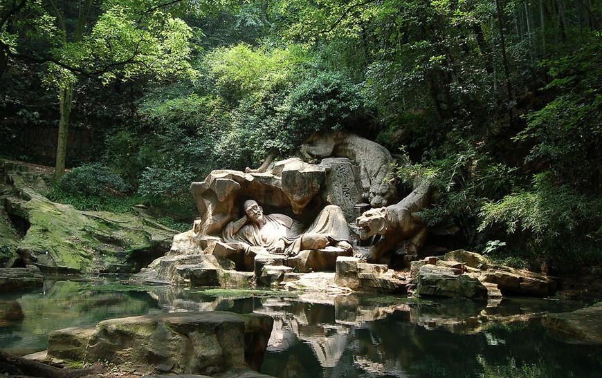 Города Китая для красивой жизни