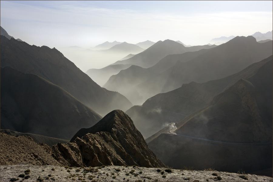 Гора Куньлунь — Врата Ада