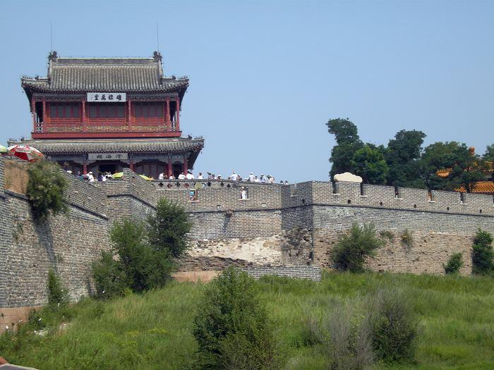 Лаолонгтхоу – начало Великой Китайской Стены