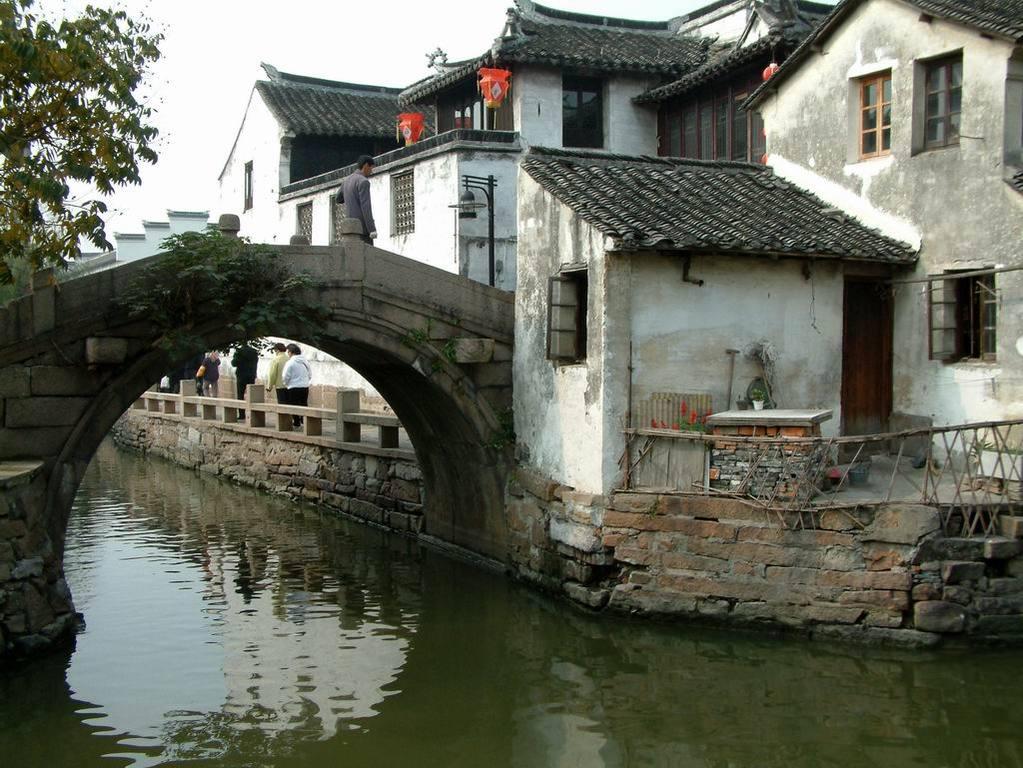 Китайская Венеция – Чжоучжуан