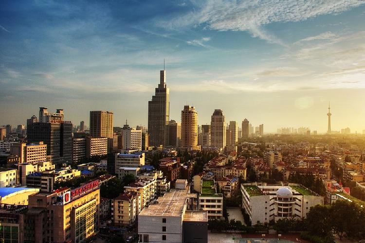 Нанкин - южная столица Китая