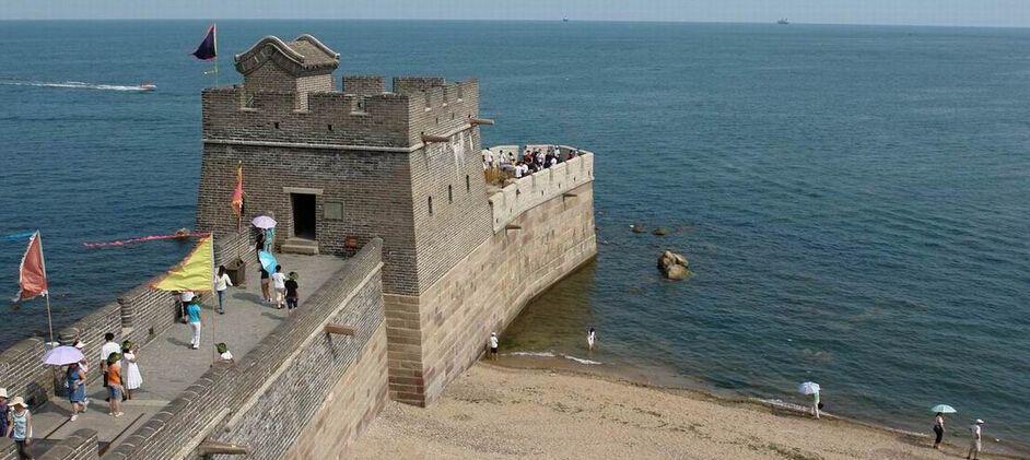 Достопримечательности которые стоит посетить в г. Циньхуандао