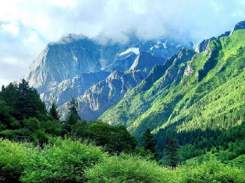 Горы Сыгуняншань