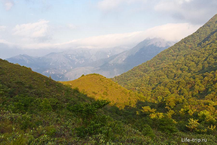 Зеленый остров Лантау