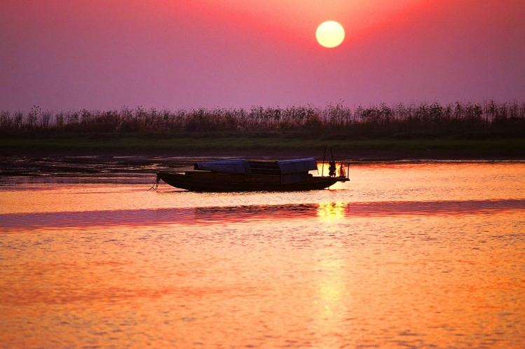 Поян — озеро гигантской черепахи
