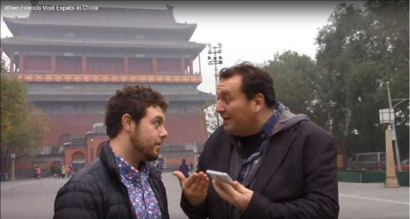 Типы друзей эмигранта в Китае