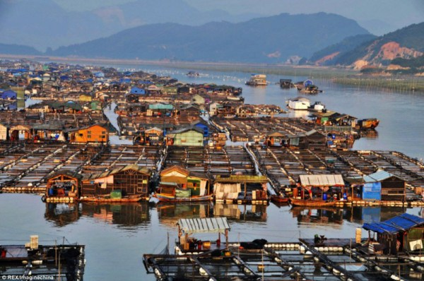Мистические деревни Китая. Часть 2