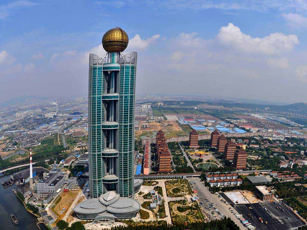 Самая богатая деревня Китая